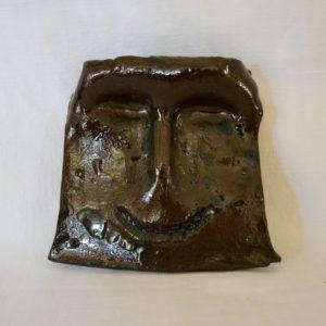 Masque en céramique - 2ny galerie